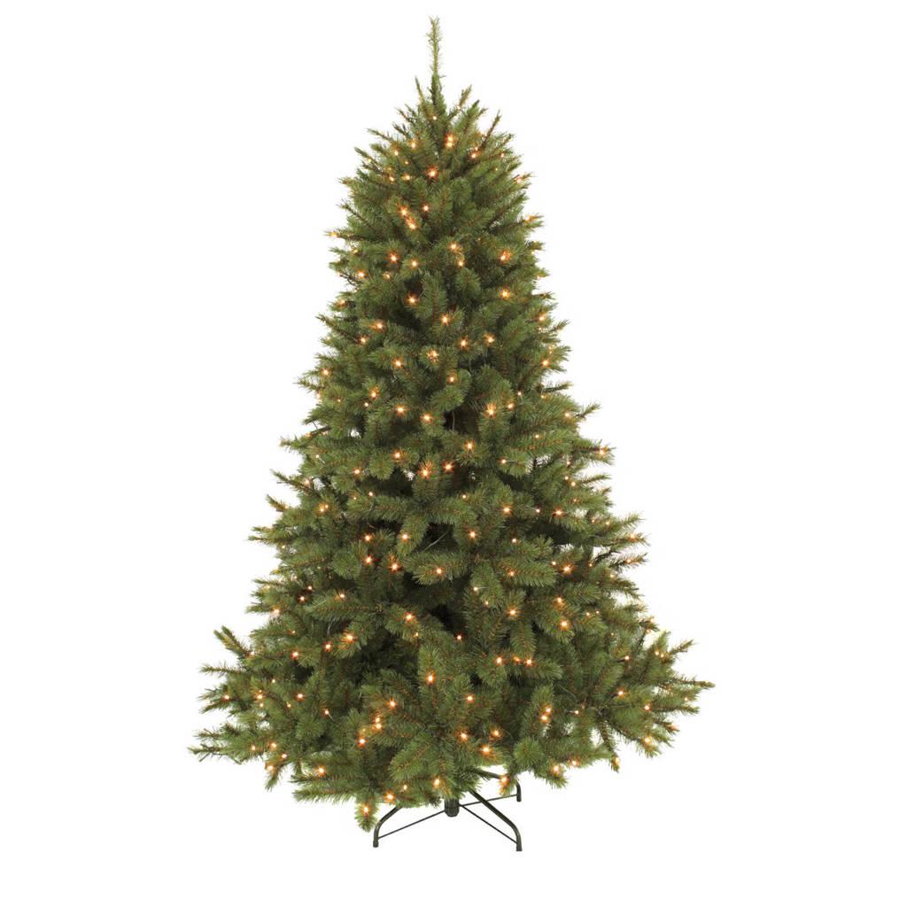 Triumph Tree verlichte kerstboom Forest Frosted (h120 x Ø99 cm), h120 x ø99, Groen