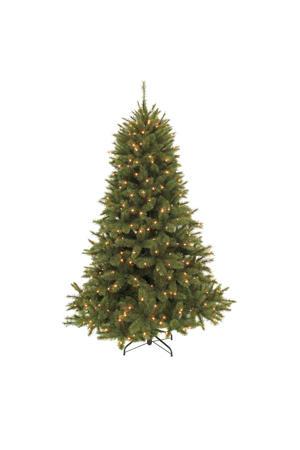 verlichte kerstboom Forest Frosted (h120 x Ø99 cm)