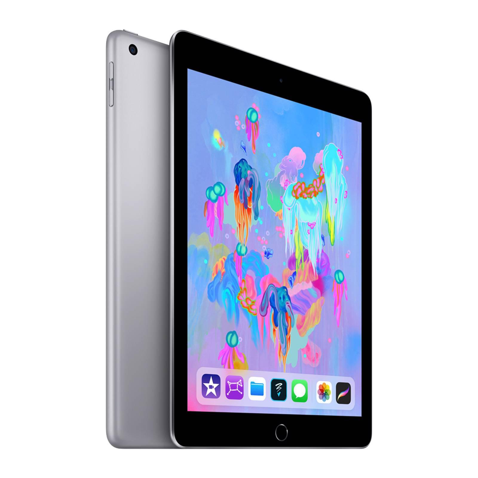 Apple 9.7 iPad (2018) 128GB Wi-Fi + Cellular (MR722NF/A)