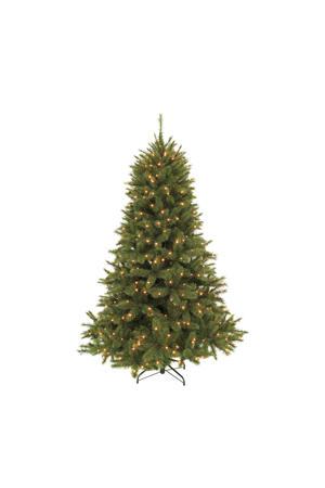 verlichte kerstboom Forest Frosted (h155 x Ø119 cm)