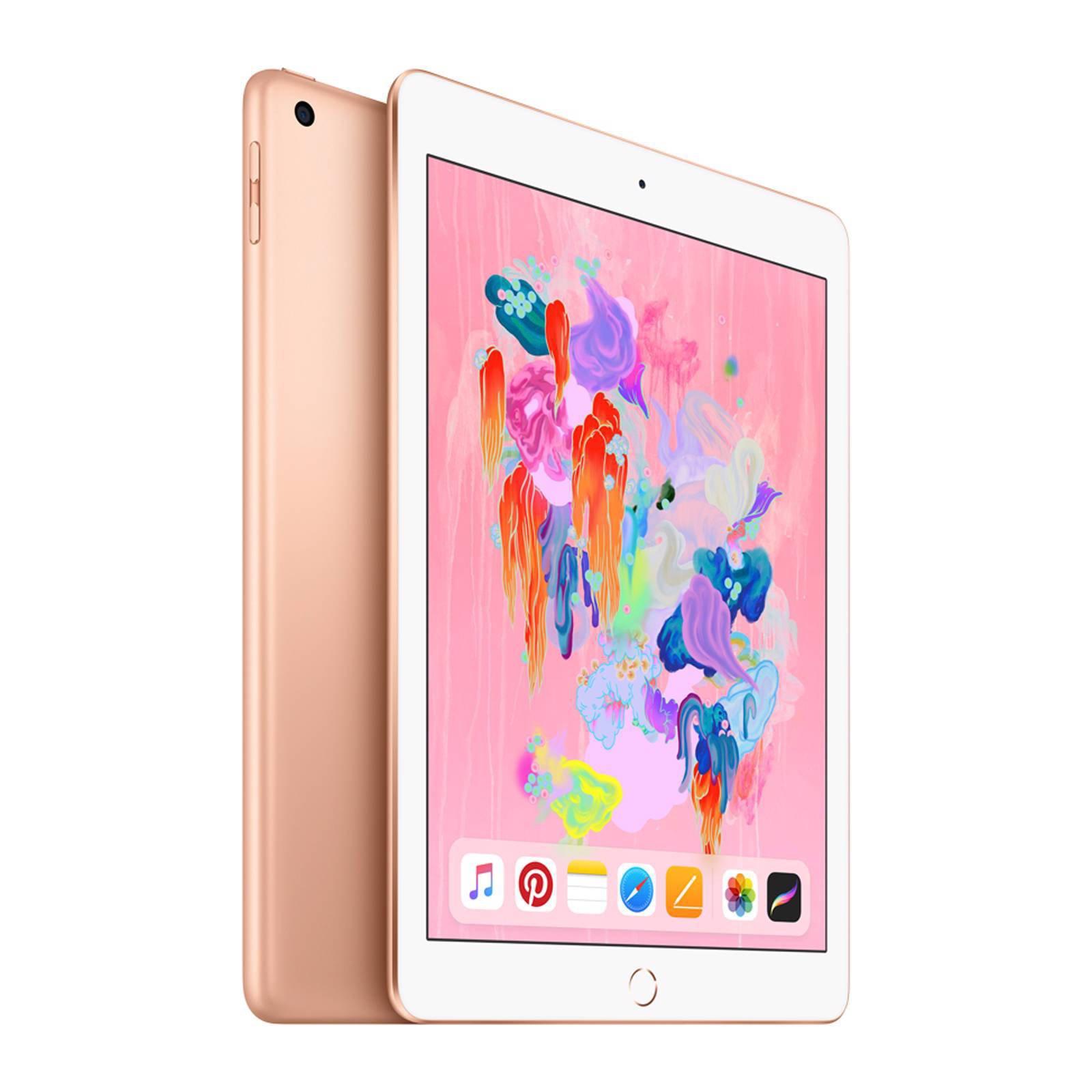 Apple 9.7 iPad (2018) 128GB Wi-Fi + Cellular (MRM22NF/A)