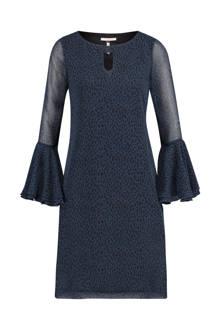 Dounia jurk met panterprint