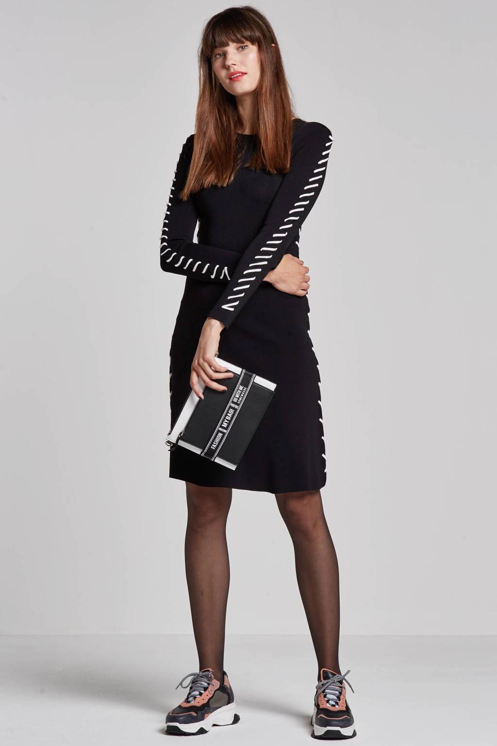 Freebird Nyla jurk, Zwart