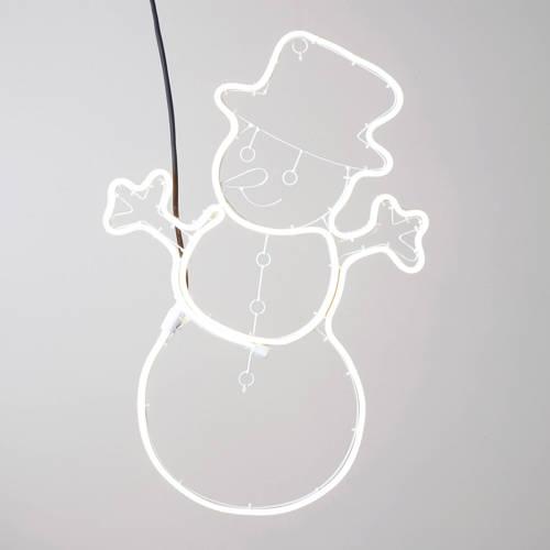 Luca Lighting verlicht kerstfiguur sneeuwpop kopen