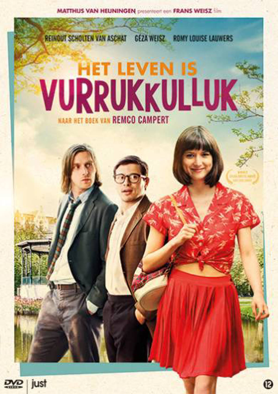 Leven is vurrukkulluk (DVD)