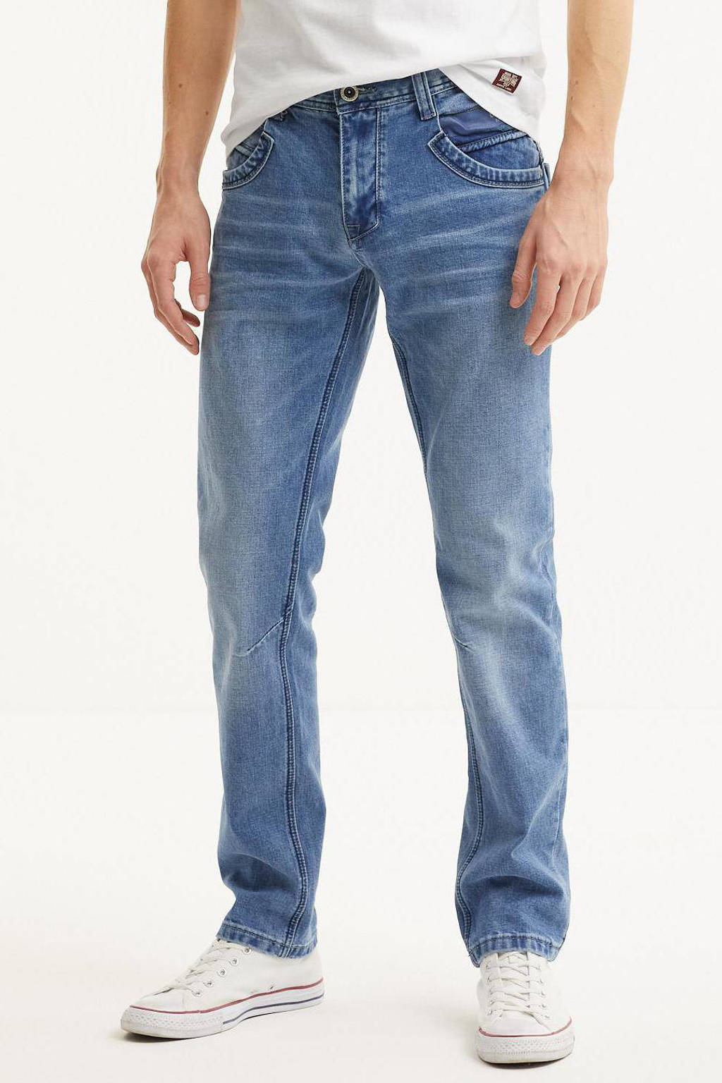 Cars regular fit jeans Blackstar stone bleached, Stone bleached