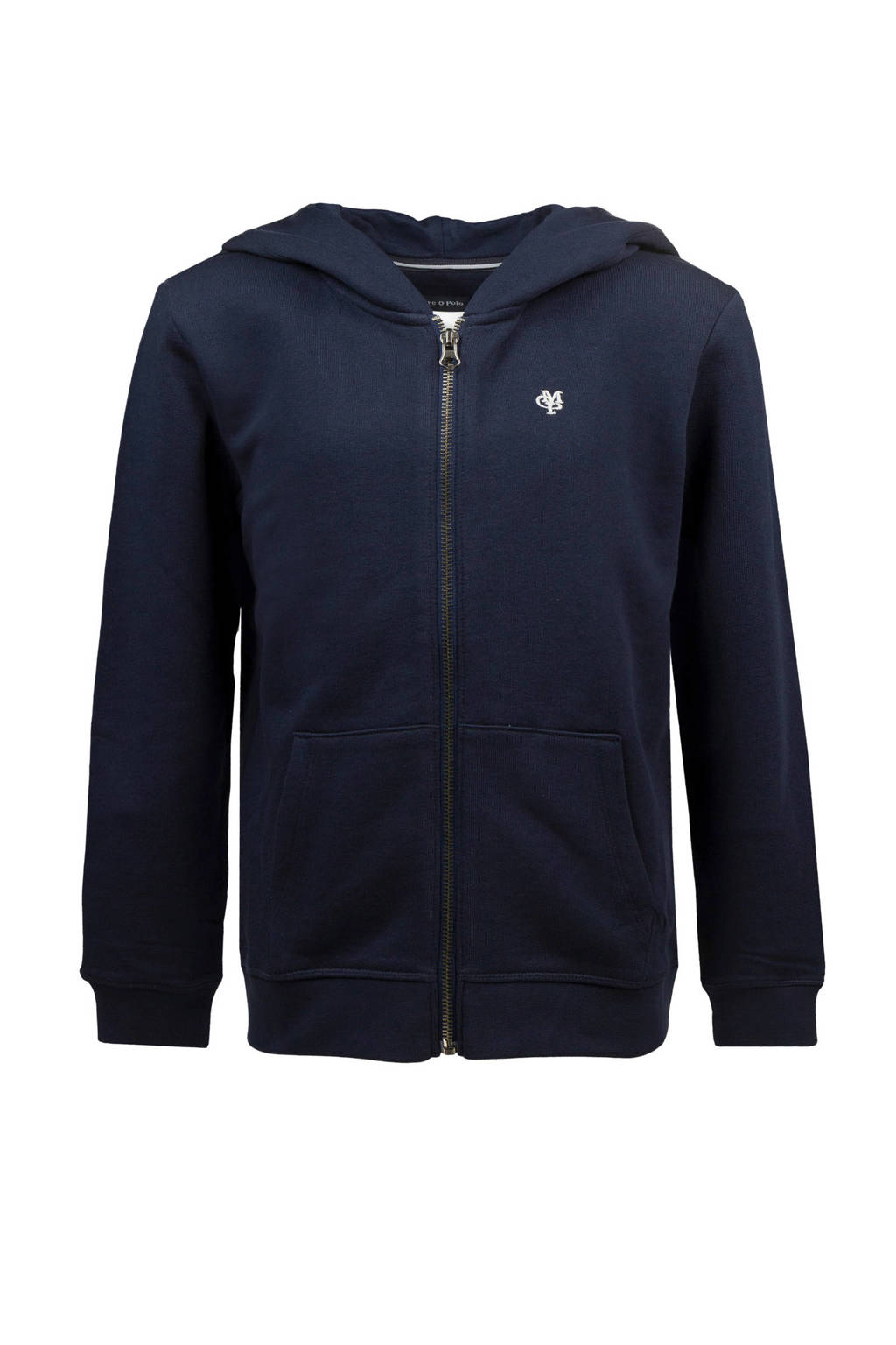 Marc O'Polo sweatvest donkerblauw, Donkerblauw