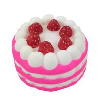Squishy taart roze