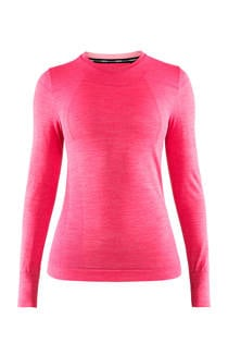 Craftthermoshirt roze (dames)
