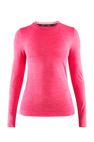 thermoshirt roze