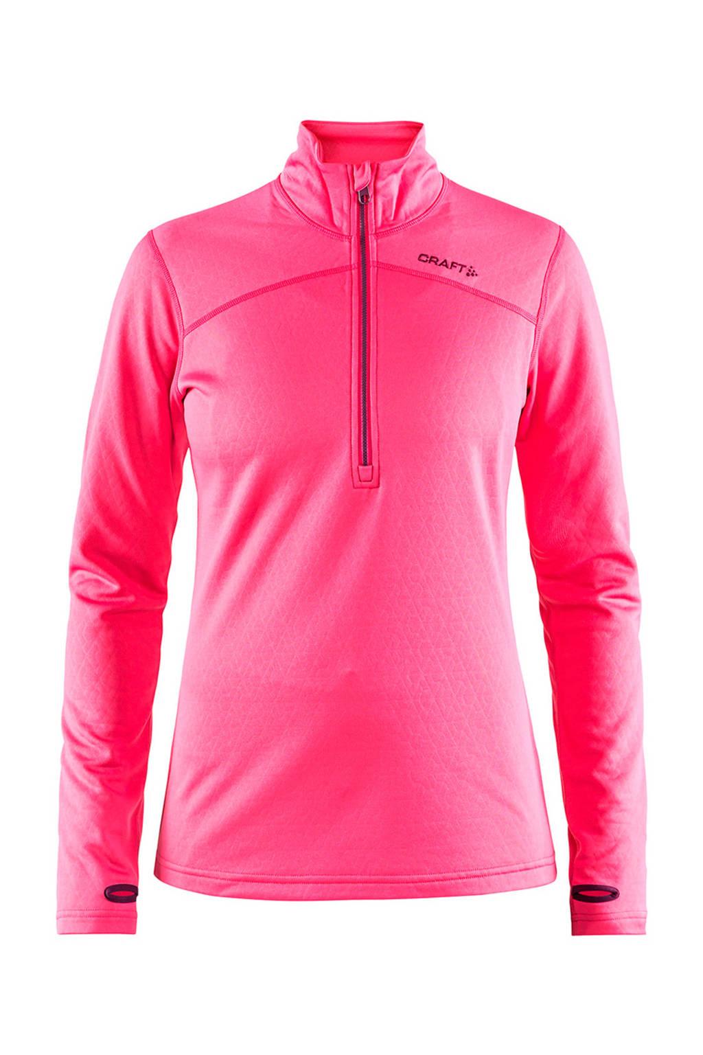 Craft sportsweater roze, Roze