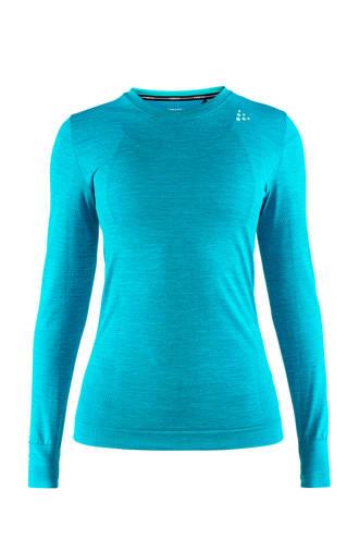 thermoshirt blauw