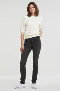MAC skinny fit jeans Dream Skinny dark grey used, Dark grey used