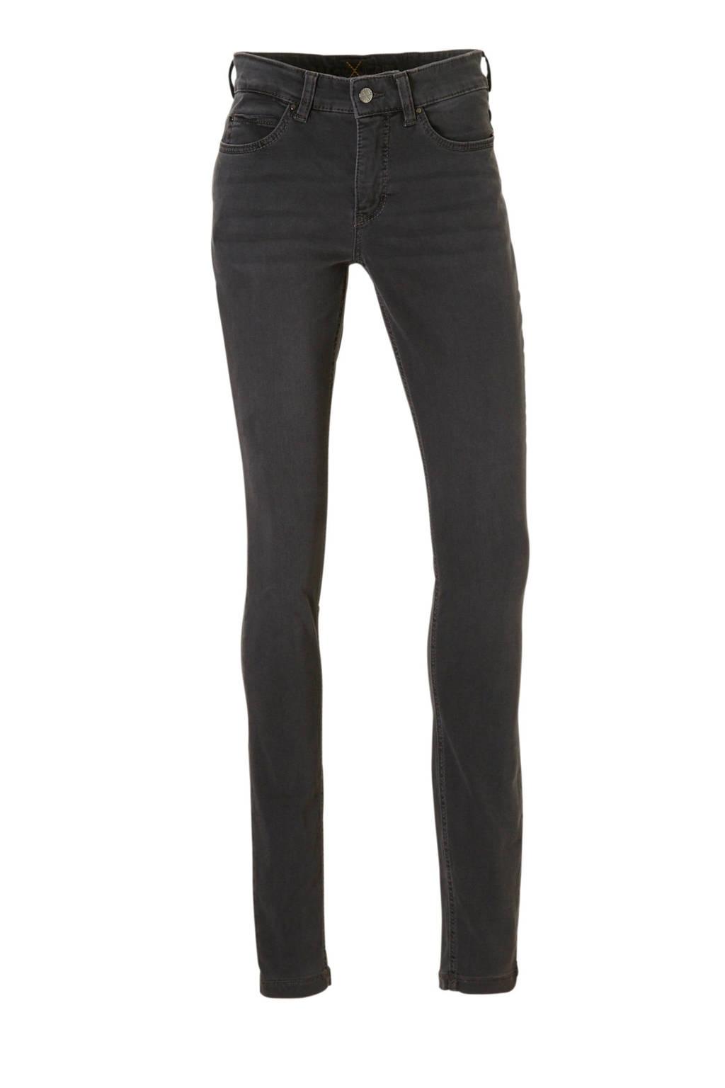 MAC skinny fit jeans, Grijs