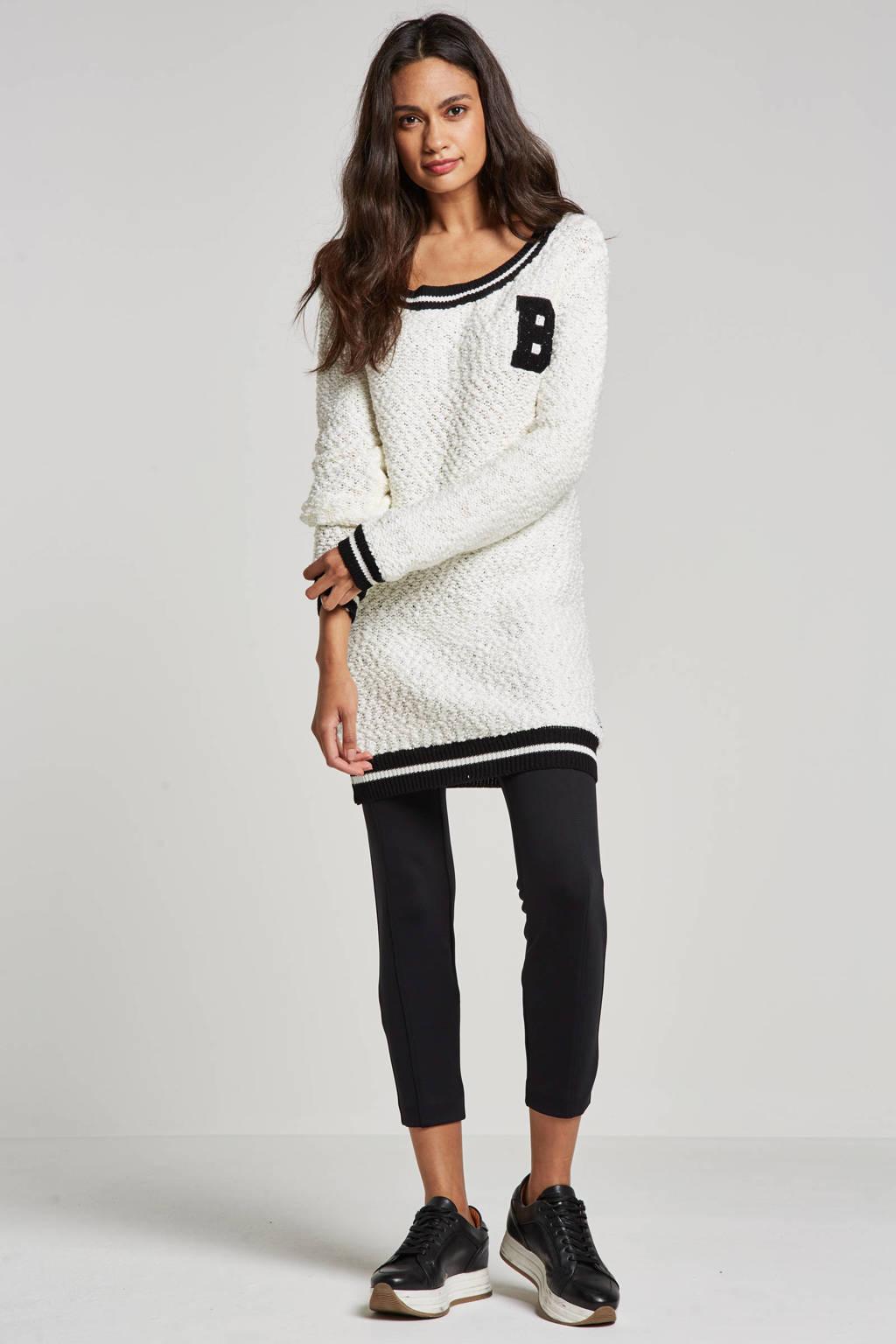MAC Dream ankle luxury broek, Zwart