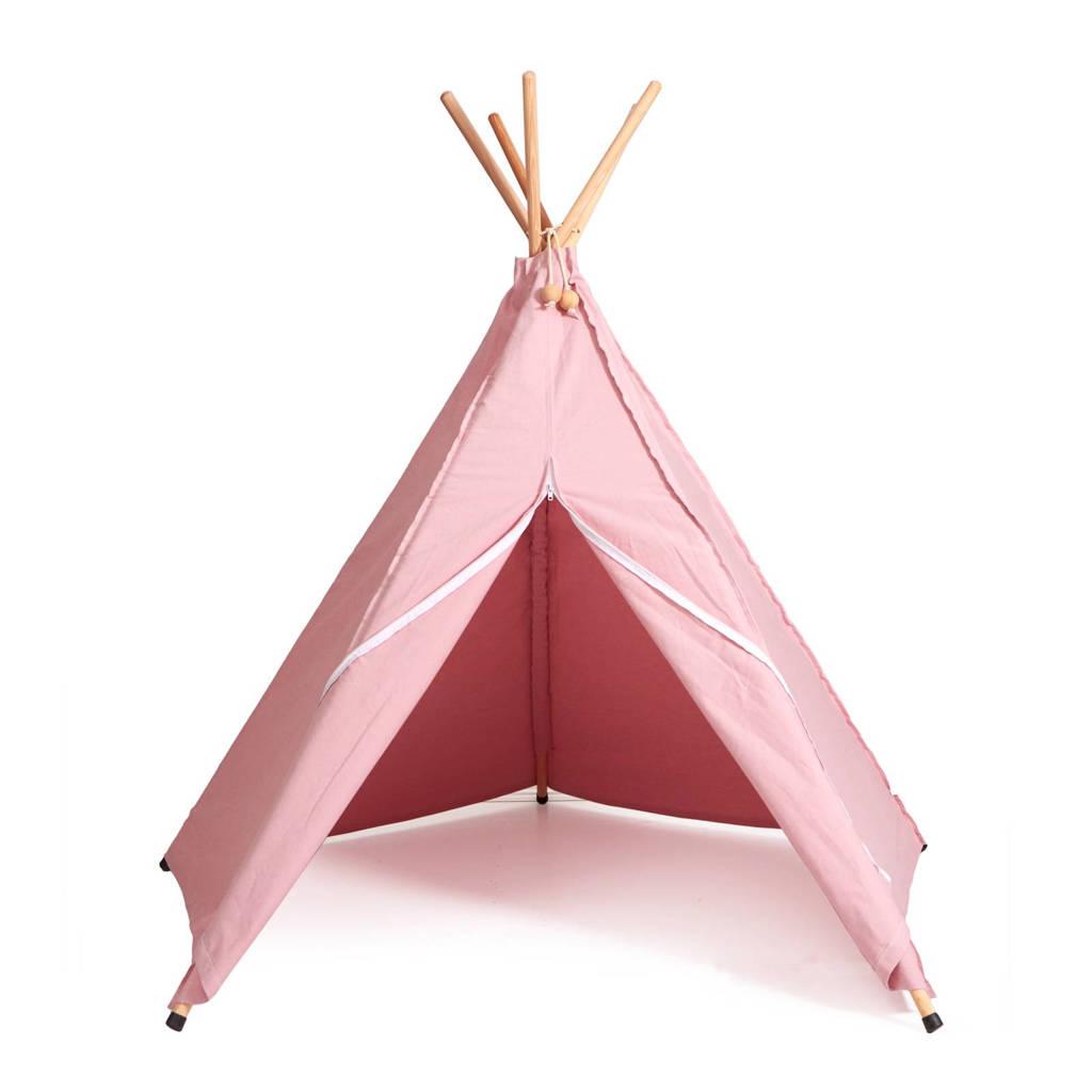 Roommate Hippie tipi speeltent roze, Roze