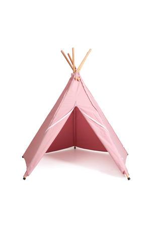 Hippie tipi speeltent roze