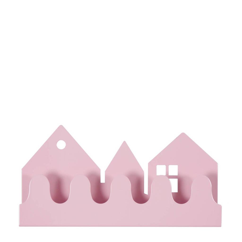 Roommate Village coat kapstok roze, Roze