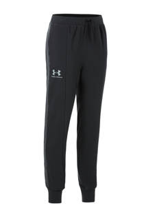 Under Armour   joggingbroek zwart (jongens)