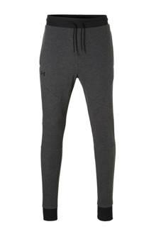 Unstoppable Knit Jogger joggingbroek antraciet