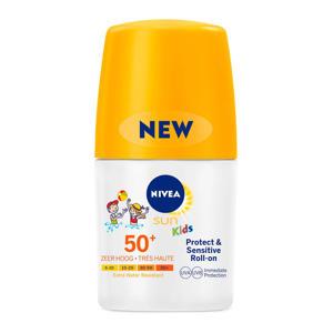SUN Kids Protect & Sensitive Roll-On SPF50+ 50ml