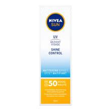 SUN Face Shine Control Matterende Crème SPF50 50ml