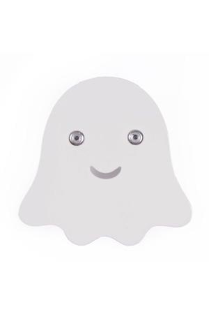 Ghost muurhaak wit
