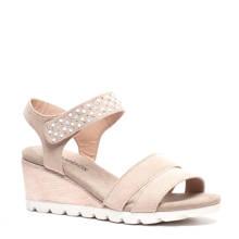 sandalettes met kralen