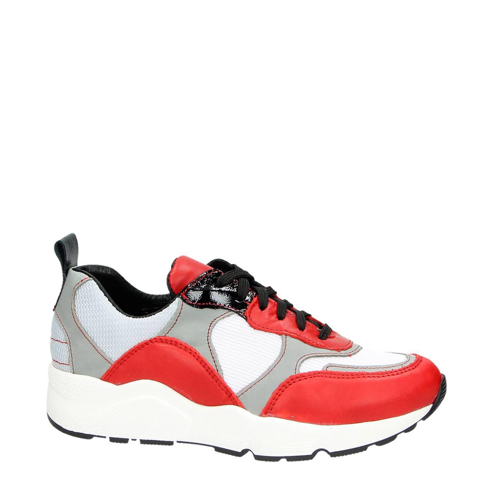 Chaussures De Sport Rouges Poelman acqvI