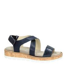 sandalen met glitters