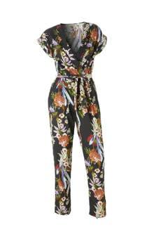 jumpsuit met bloemenprint