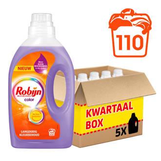 wasmiddel kleur - 110 wasbeurten - vloeibaar