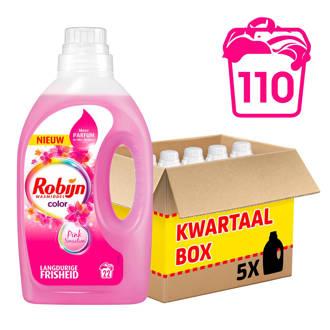 Pink Sensation wasmiddel kleur - 110 wasbeurten - vloeibaar