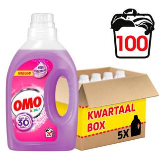 wasmiddel kleur - 100 wasbeurten - vloeibaar