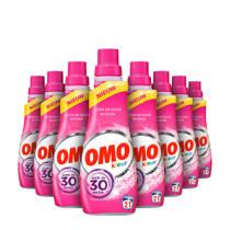 Omo Klein & Krachtig wasmiddel kleur - 8x21 wasbeurten - vloeibaar