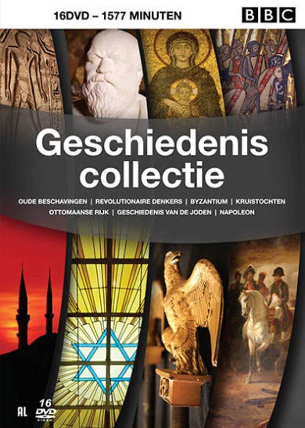 Geschiedenis collectie (16 DVD) (DVD)
