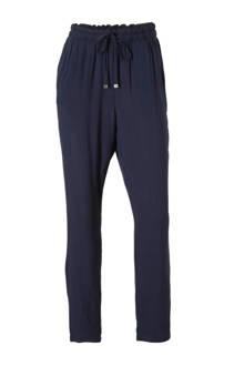 Yessica pyjamabroek marine