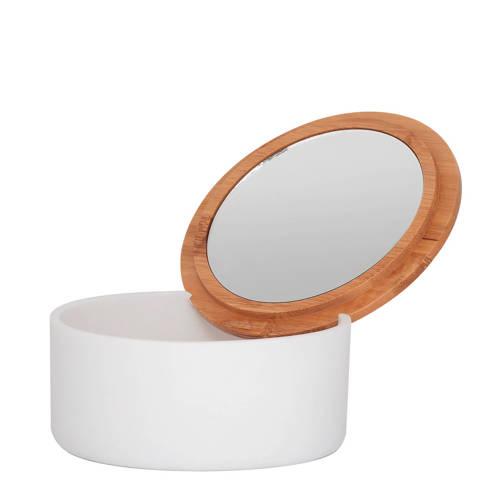 Sealskin make-up doos met spiegel kopen