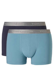 Tom Tailor boxershort (set van 2) (heren)