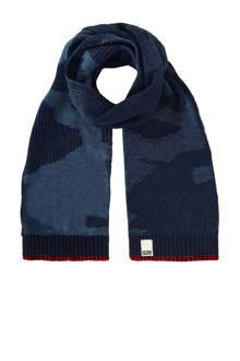 sjaal retour denim