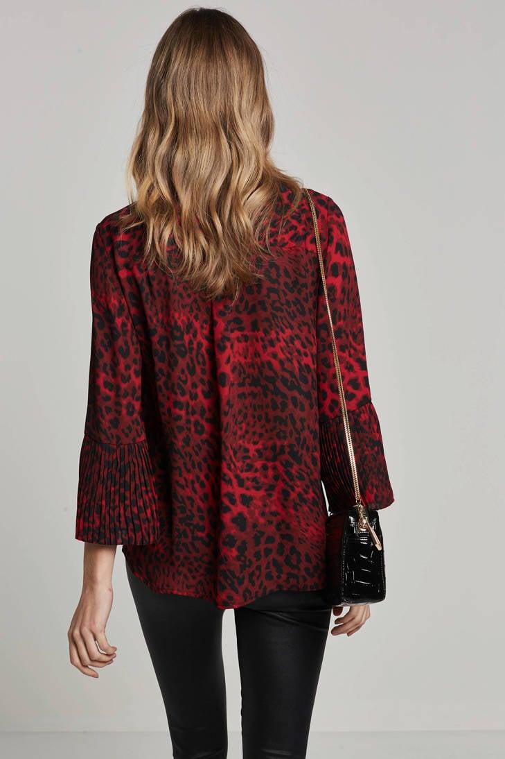 Inwear Inwear Vita Inwear met panterprint Vita blouse panterprint blouse Vita met blouse met 0RSx4