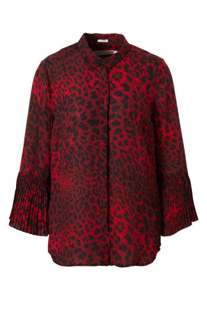 panterprint met Inwear Inwear blouse blouse Vita xwwTXPq