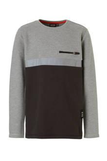 sweater Djay grijs