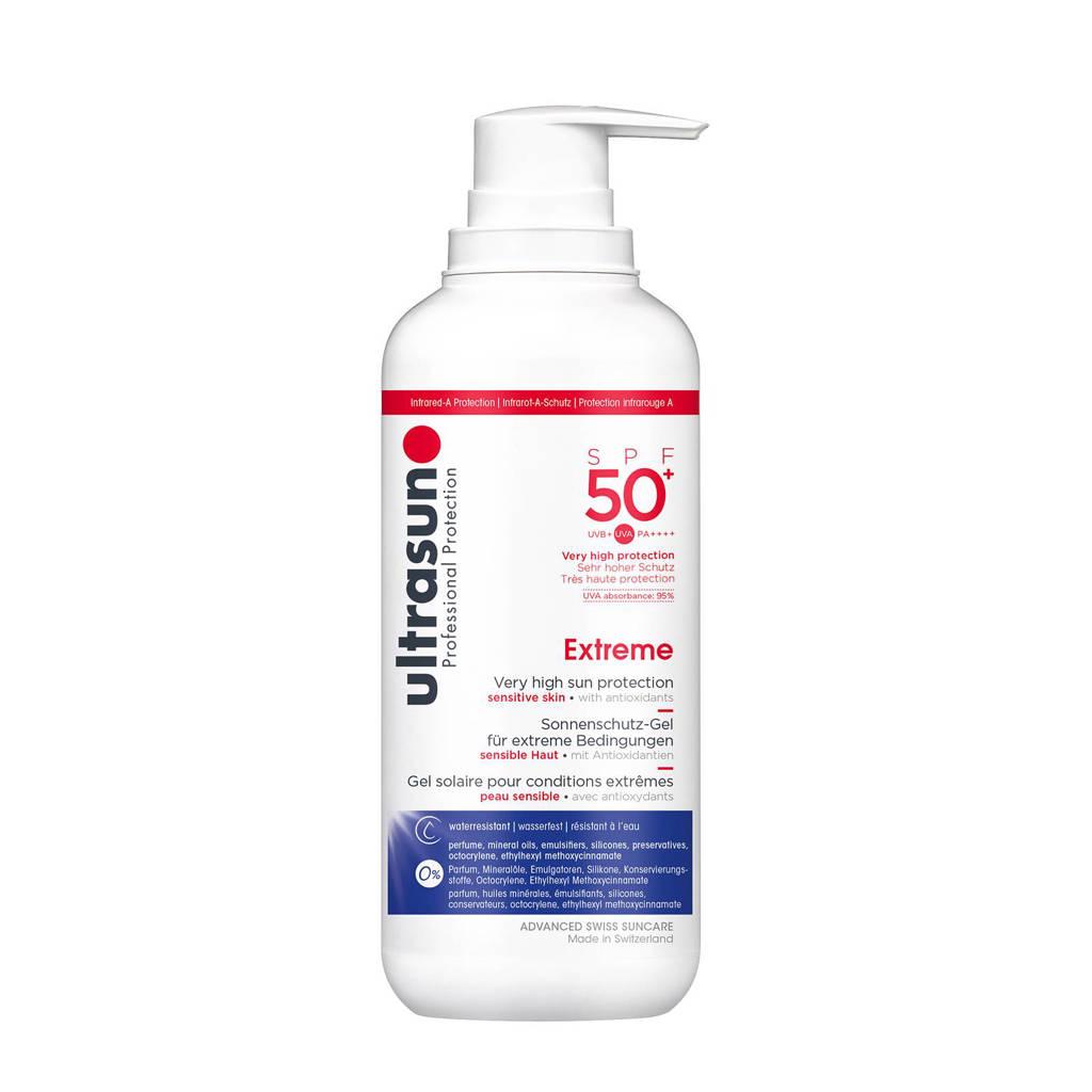 Ultrasun Extreme zonnebrandcrème SPF50+ - 400ml