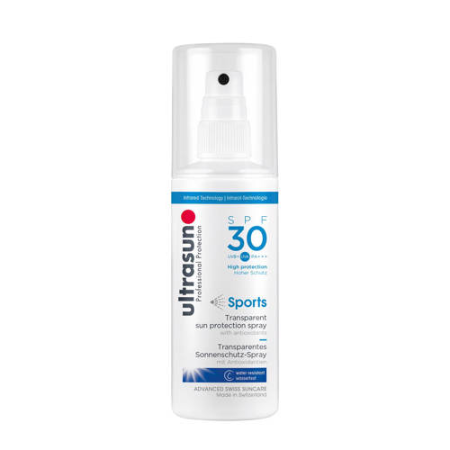 Ultrasun Sports Spray SPF30 - 150ml kopen