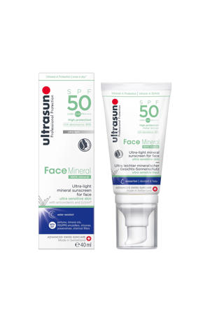 Face Mineral SPF50 - 40ml