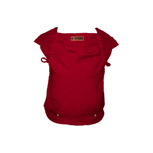 ByKay draagdoek Mei Tai Deluxe 50075 rood kopen