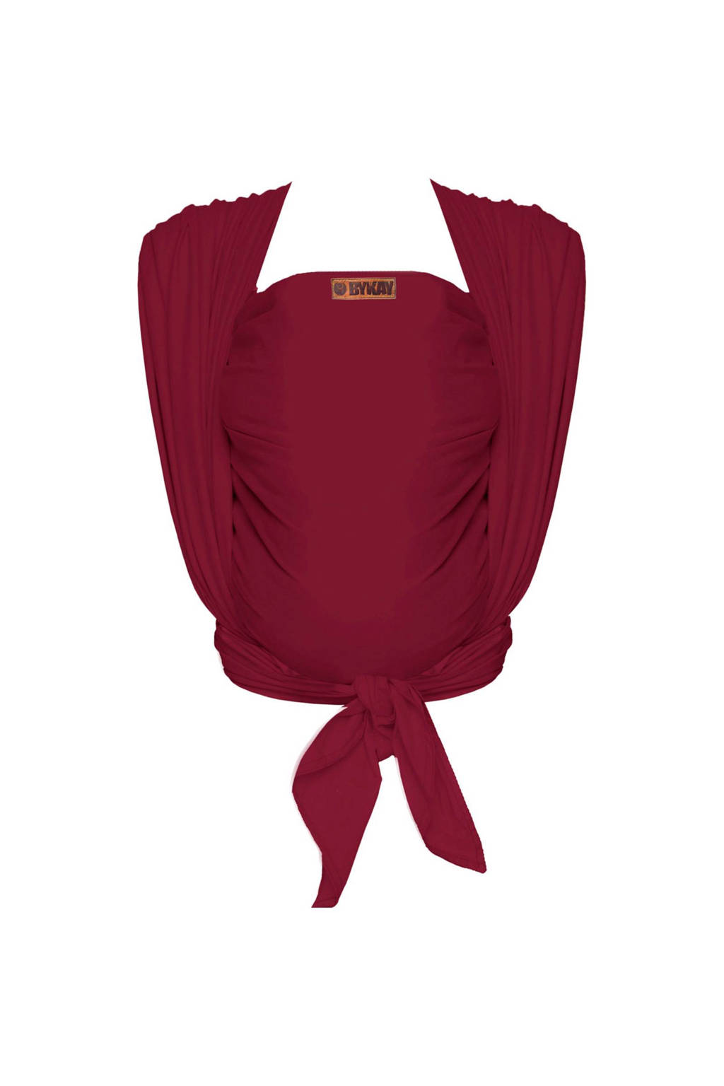 ByKay draagdoek Woven Wrap Deluxe 60126 rood, Berry Red