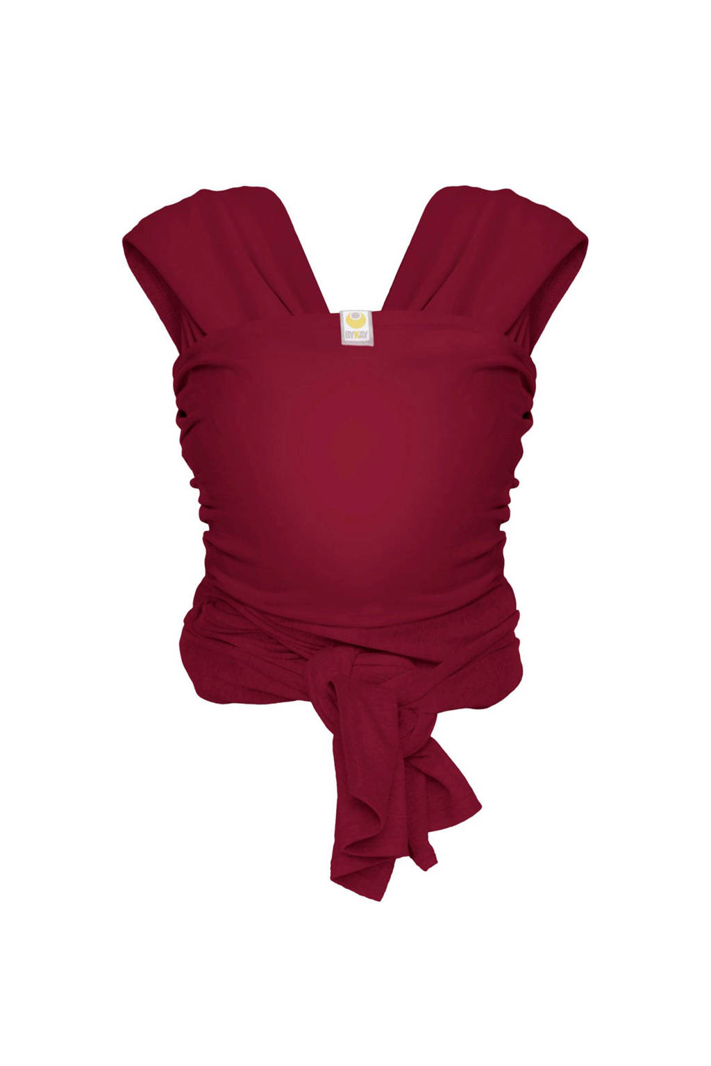 ByKay draagdoek Stretchy Wrap Deluxe maat L rood, Berry Red