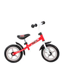 Cars metalen loopfiets 12 inch